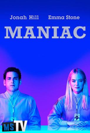 Maniac 2018 T1 [480p WEB-DL] Subtitulada