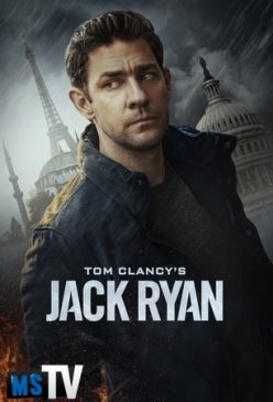 Tom Clancy's Jack Ryan T1 [m720p / WEB-DL] Castellano
