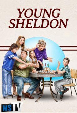 El Joven Sheldon (Young Sheldon) T2 [m720p / WEB-DL] Castellano