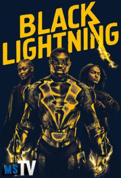 Black Lightning T2 [m720p / WEB-DL] Castellano