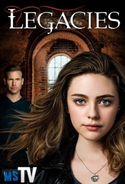 Legacies T1 [m720p / WEB-DL] Castellano