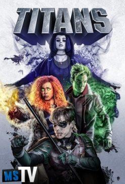 Titans 2018 T1 [480p WEB-DL] Subtitulada