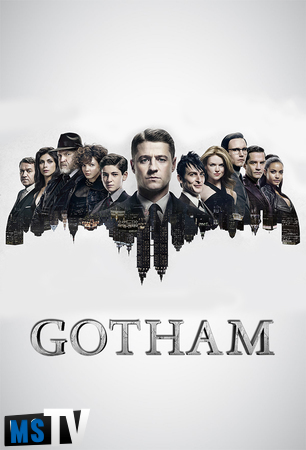 Gotham T4 [m720p / BluRay] Castellano